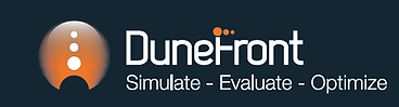 DuneFront (Simulate - Evaluate - Optimize)